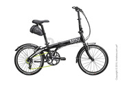 Спортивный велосипед BMW Mini Folding Bike