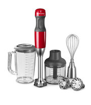 Блендер KitchenAid Artisan Stabmixer Handblender,  Empire Red