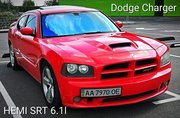 Продам Dodge Charger SRT 8 двиг. Hemi 6.1L